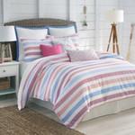 Southern Tide Long Bay Stripe Comforter Set