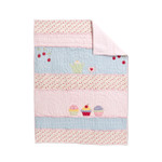 Amity Home Cup Cake Baby Quilt