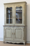 Laurel Crown French Country Hutch