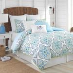 Southern Tide Summerville Blue Comforter Set