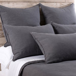 Pom Pom at Home Blair Pillow Shams - Midnight