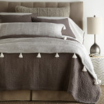 Amity Home Morse Coverlet- Grey