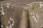 Le Cluny Bagatelle French Linen Tablecloths