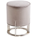 Cyan Design Mr Winston Ottoman - Grey