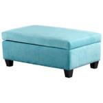 Cyan Design Ardous Ottoman - Blue