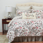 C&F Blair Garden Quilt Set