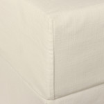 Amity Home Pure Box Spring Cover - Ivory