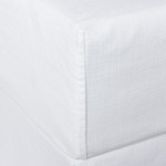 Amity Home Pure Box Spring Cover - White