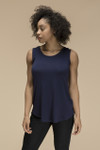 Bamboo Dreams® Justine Top - Navy