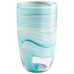 Cyan Design Large Sky Swirl Vase