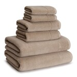 Kassatex Kyoto Cotton-Bamboo Towels - Cedar (Set of 2)