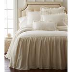 Amity Home Kiya Bedspread - Ivory