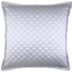 Ann Gish Double Diamond Coverlet Set - Ice