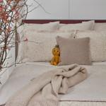Ann Gish Faux Flax Coverlet Set - Pumice