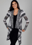Venario Addison Cardigan - Grey