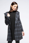 Yala Levity Jacket - Shale Plaid