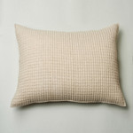 Amity Home Catalina Linen Dutch Euro Pillow - Natural