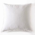 Pom Pom at Home Montauk Euro Sham - Pure White