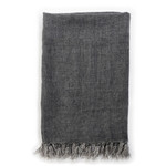 Pom Pom at Home Montauk Throw - Charcoal
