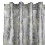 Ann Gish Terrazzo Curtain Panel - Silver