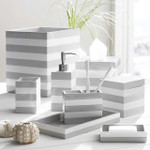 Kassatex Cabana Stripe Bath Accessories