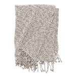 Elisabeth York Saumur Throw - Fawn