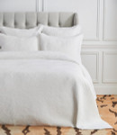 Elisabeth York Mila Coverlet - Dove