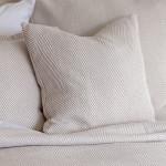 Elisabeth York Tabor Blanket - Sandstone