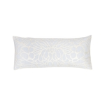 Elisabeth York Sika Decorative Pillow - Fog