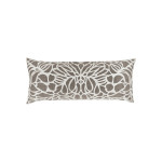 Elisabeth York Sika Decorative Pillow - Granite