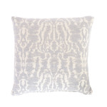 Elisabeth York Noelle Decorative Pillow - Fog
