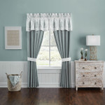 Croscill Eleyana Curtain Panel Pair