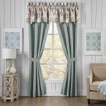 Croscill Beckett Curtain Panel Pair