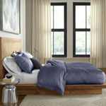 FlatIron Tencel Duvet Cover - Nightshadow Blue