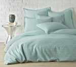 Levtex Regency Duvet Cover - Blue Haze