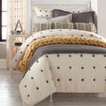 Amity Home Astrid Quilt - Grey