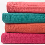 Amity Home Base Camp Quilt - Hot Pink