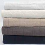 Amity Home Marshall Quilt - Ivory