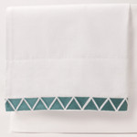 Amity Home Turin Sheet Set - Peacock
