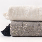 Amity Home Zion Quilt - Ivory