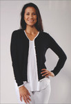 Venario Jerry Cardigan - Black
