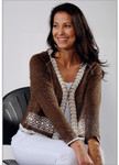 Venario Denali Cardigan - Brown