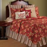 C&F Lily Garden Quilt