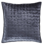 Orchids Lux Home Luna Pillow Sham - Navy