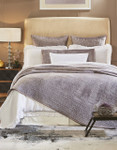 Orchids Lux Home Spencer Coverlet - Lavender