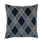 Elisabeth York Mavis Decorative Pillow - Ink