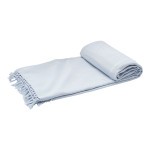 Elisabeth York Lavato Bed Throw - Fog