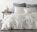 Levtex Belvedere Duvet Cover Set - Cream