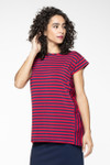 BambooDreams® Andi 2-Way Stripe Top - French Stripe
