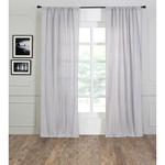 Amity Home Cape Cod Seersucker Curtain - Grey
